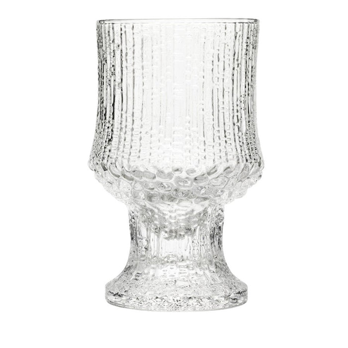 iittala Ultima Thule Red Wine Glass Set of 2 in Clear