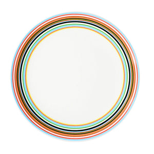 iittala Origo Salad Plate in Orange