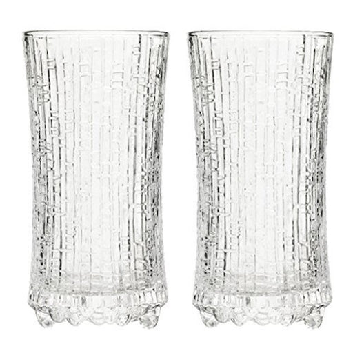 iittala Ultima Thule Champagne Glass Set of 2 in Clear