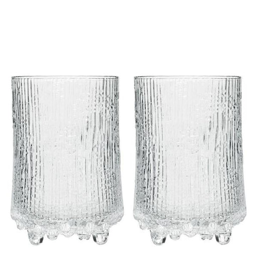 iittala Ultima Thule Beer Glass Set of 2 in Clear