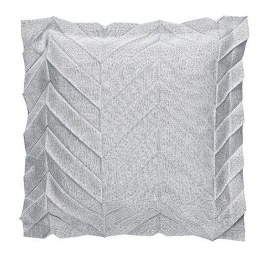iittala X Issey Miyake Cushion Cover Zigzag in Light Grey