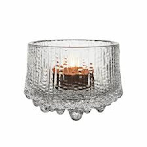iittala Ultima Thule Tea Candle Holder in Clear