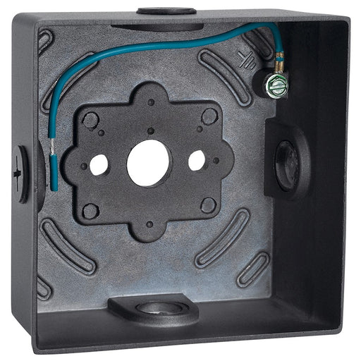 Kichler Landscape LED C-Series Junction Box - Slim W, Bronze