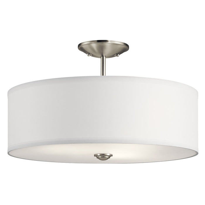 Kichler Shailene 3 Light Semi Flush