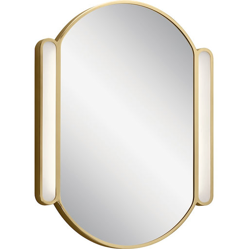 Kichler Mirror LED, Champagne Gold