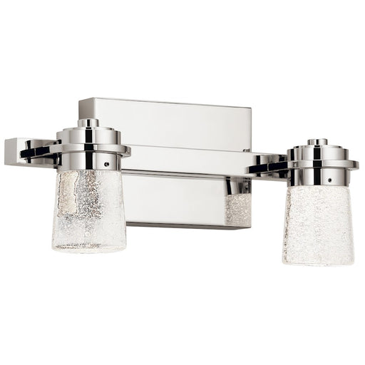 Kichler Bath LED, Polished Nickel