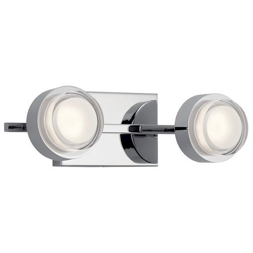 Kichler Steel Bath LED, Chrome