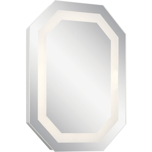 Kichler Mirror LED, Steel