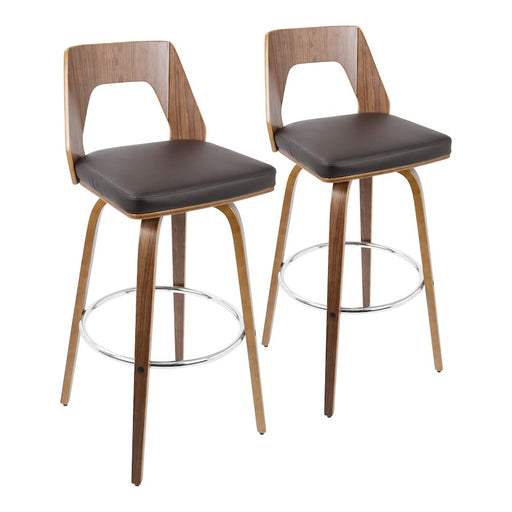 LumiSource Trilogy Barstool, Set of 2