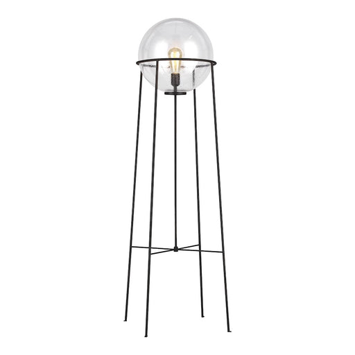 ED by Ellen Degeneres Atlas 1 Light Floor Lamp, Aged Iron