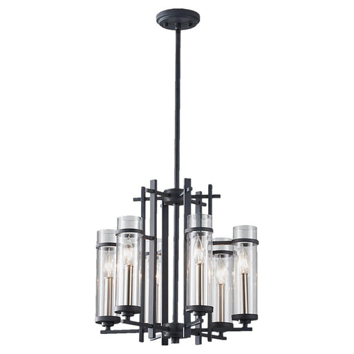 Feiss Ethan 6-Light Single Tier Chandelier