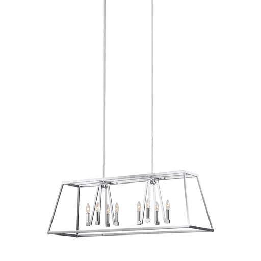 Feiss Conant 8 Light Island Chandelier