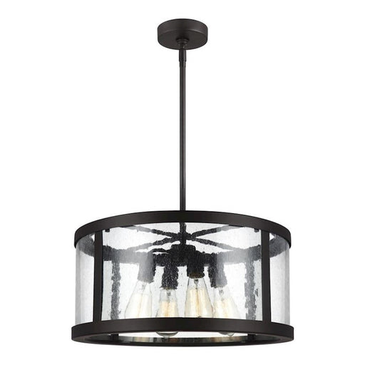 Feiss Harrow 4 Light Pendant