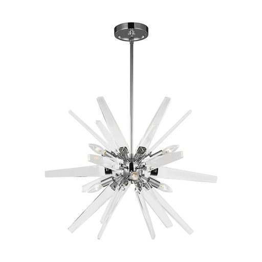 Feiss Thorne 6 Light Chandelier