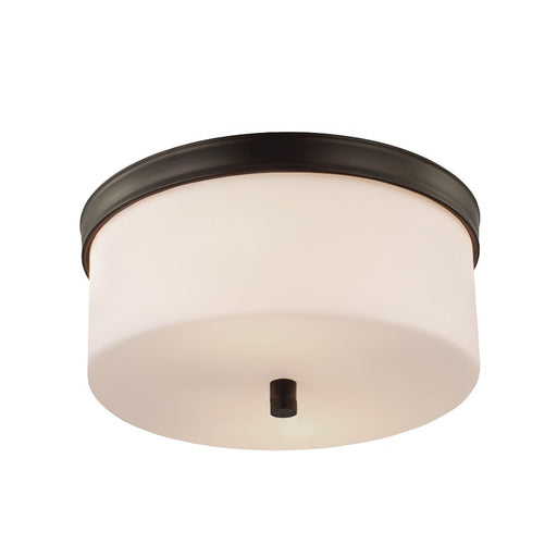 Feiss 2-Light Lismore Flush Mount