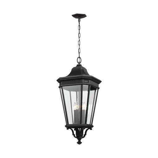 Feiss Cotswold Lane 4 LT Hanging Lantern