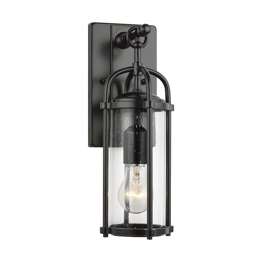 Feiss Dakota Wall Lantern, Espresso