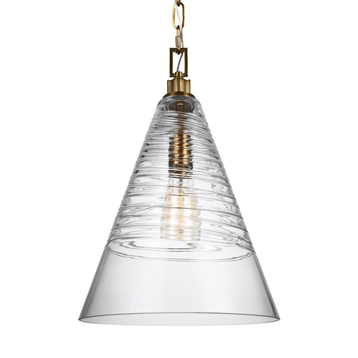 Feiss Elmore 1 Light Pendant