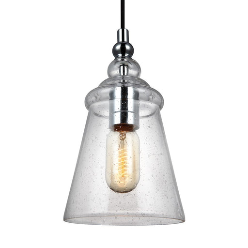 Feiss Loras 1 Light Mini-Pendant