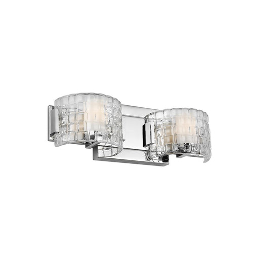 Feiss Brinton Bathroom Vanity Lighting, Chrome