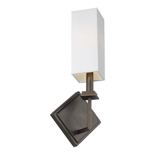 Feiss Myron 1 Light Wall Sconce