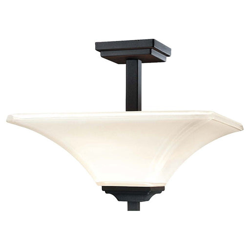 Minka Lavery Agilis 2 Light Semi Flush Mount