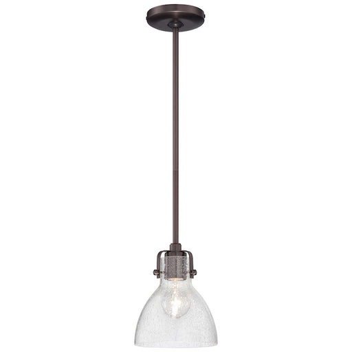 "Minka Lavery 1 Light 6"" Mini Pendant"