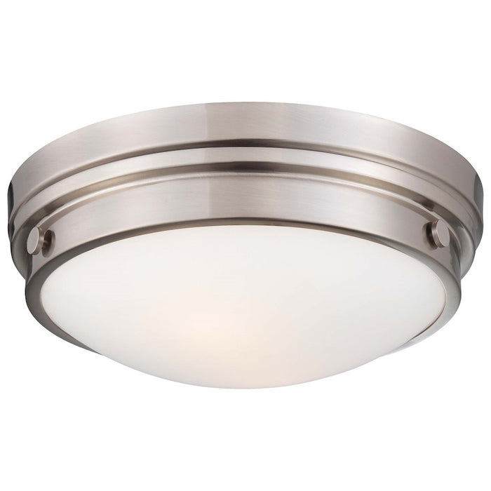Minka Lavery 2 Light Traditional Flush Mount