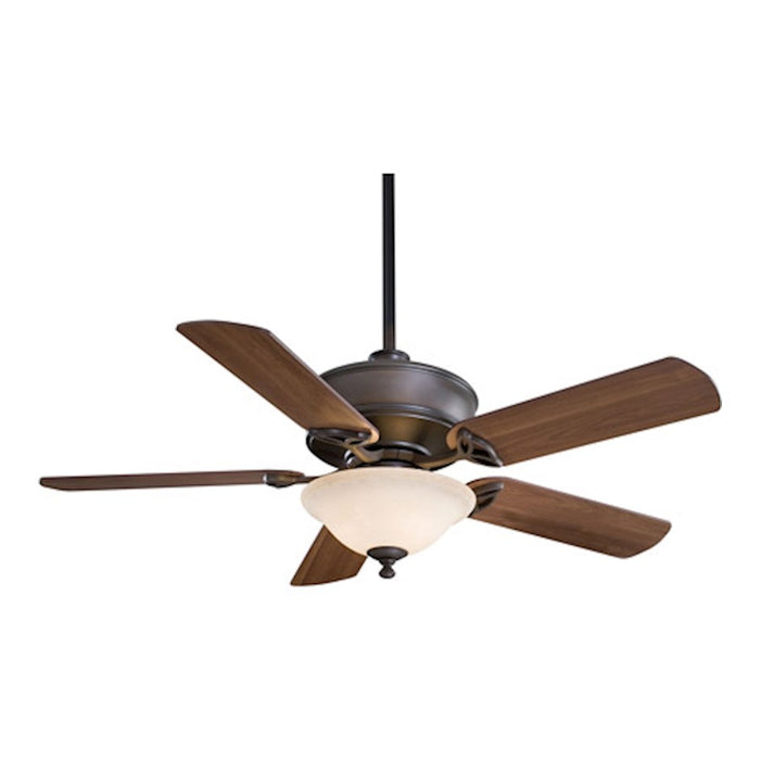 "Minka Aire Bolo 52"" LED Ceiling Fan, Oil Rubbed Bronze - F620L-ORB"