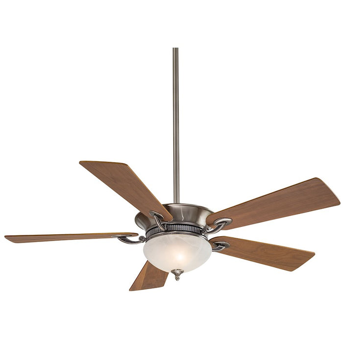 "Minka Aire Delano 52"" LED Ceiling Fan, Pewter - F701L-PW"