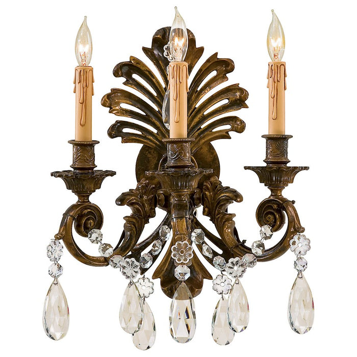 Minka Metropolitan 3 Light Wall Sconce
