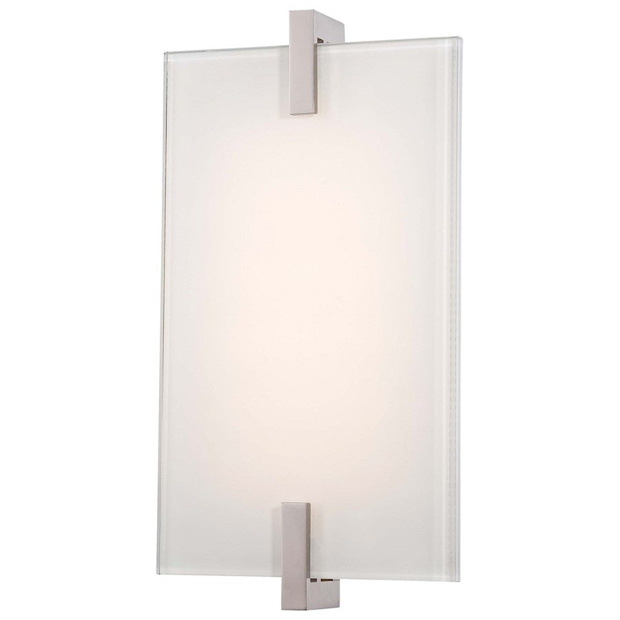 Minka George Kovacs Hooked LED Wall Sconce, Polished Nickel