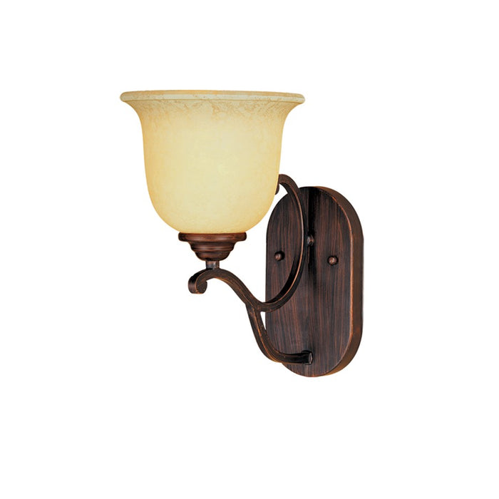 Millennium Lighting Courtney Lakes Sconce, Rubbed Bronze