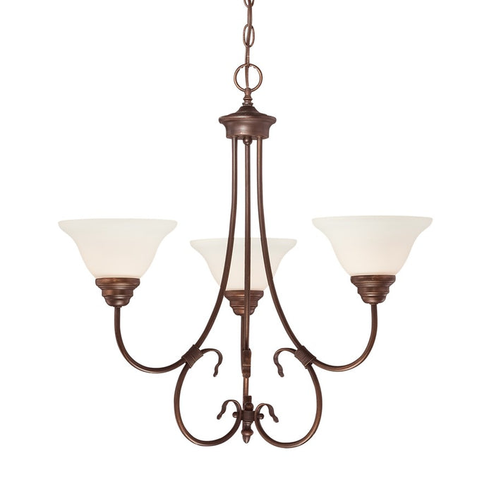 Millennium Lighting Fulton Chandelier