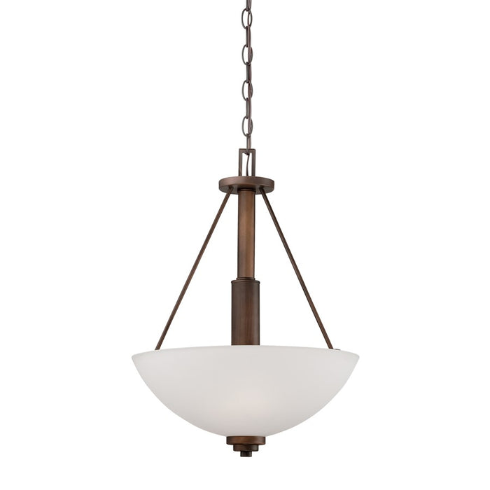 Millennium Lighting Durham 3 Light Pendant