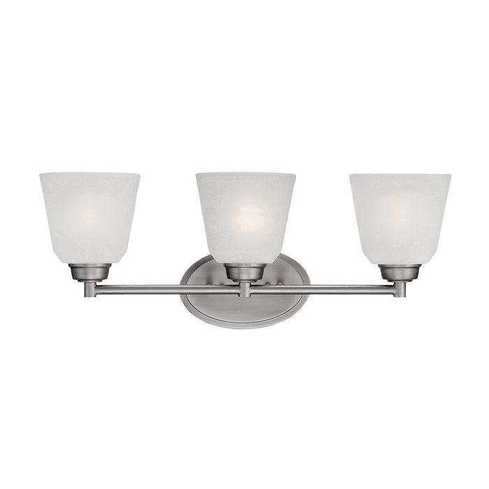 Millennium Lighting Franklin 3 Light Bathroom Vanity Light