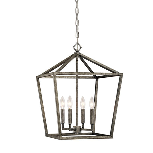 Millennium Lighting 4 Light Pendant, 24'