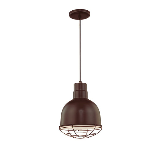Millennium Lighting R Series 1 Light Cord Pendant