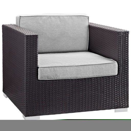 Modway Furniture Gather Outdoor Patio Armchair