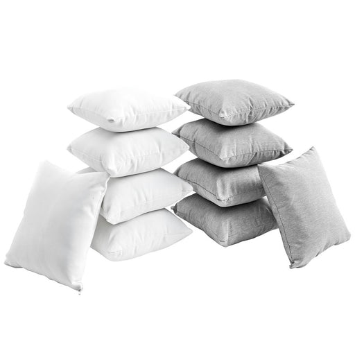 Modway Furniture Gather Ten Piece Pillow Set