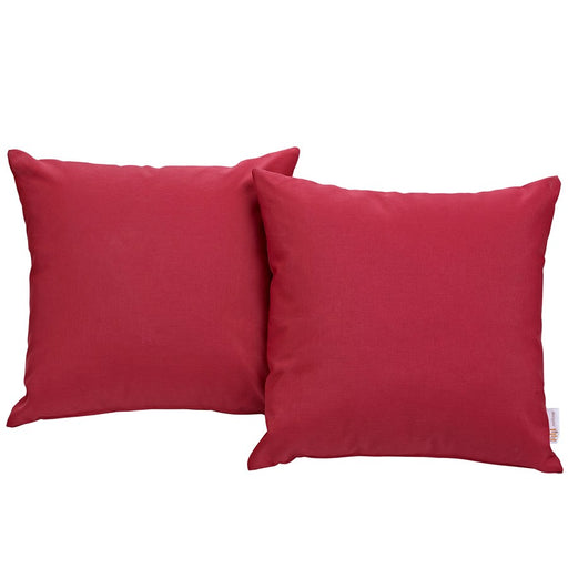 Modway Furniture Convene Two Pc Outdoor Patio Pillow Set