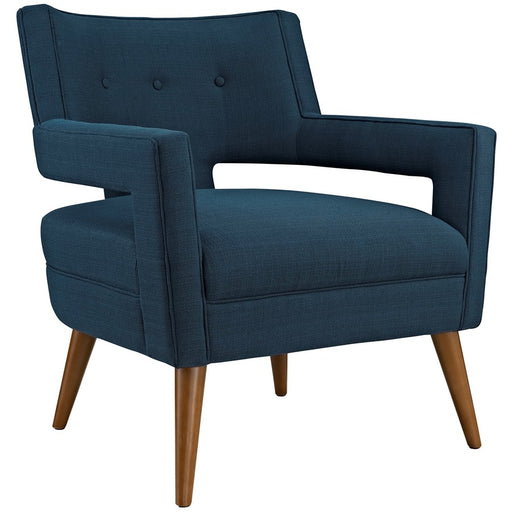 Modway Furniture Sheer Fabric Armchair