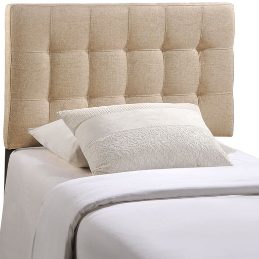 Modway Furniture Lily Fabric Headboard