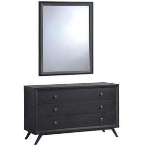 Modway Furniture Tracy Dresser and Mirror