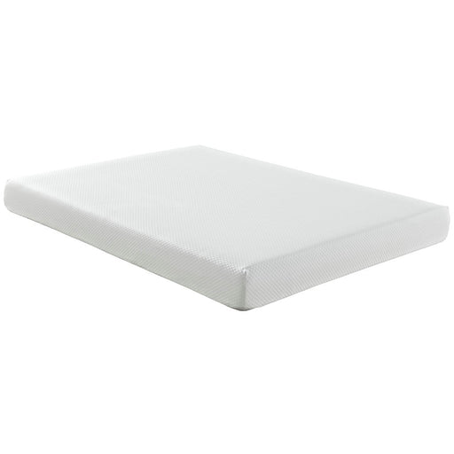 "Modway Furniture Aveline 8"" Queen Mattress, White - MOD-5343-WHI"