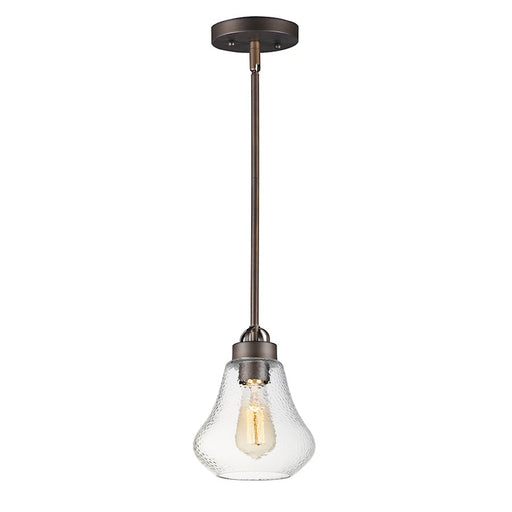 Maxim Lighting Dianne 1-Light Pendant, Oil Rubbed Bronze