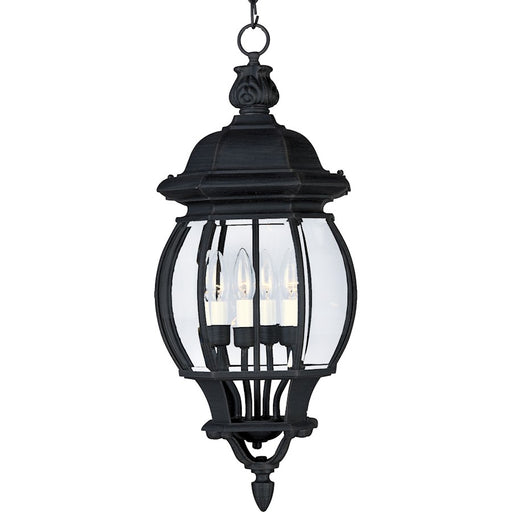 Maxim Crown Hill 4-Light Outdoor Hanging Lantern