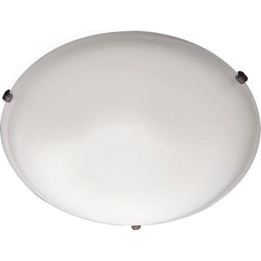 Maxim Lighting Malaga 4-Light Flush Mount, Oil Rubbed Bronze