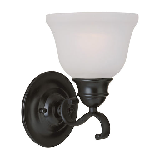 Maxim Lighting Linda 1-Light Wall Sconce Black