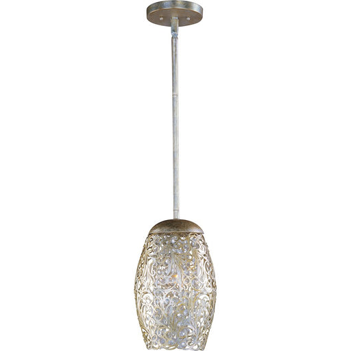 Maxim Arabesque 1 Light Mini Pendant
